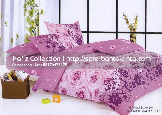 ROSE BATIK UNGU