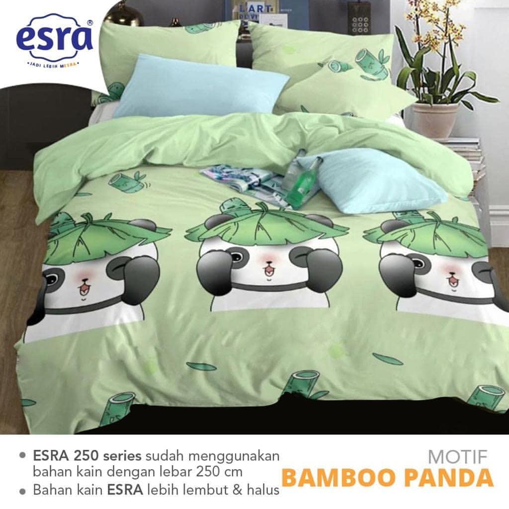 sprei-Bedcover-esra-bamboo-panda