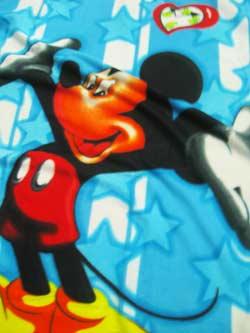 Mickey Sendiri