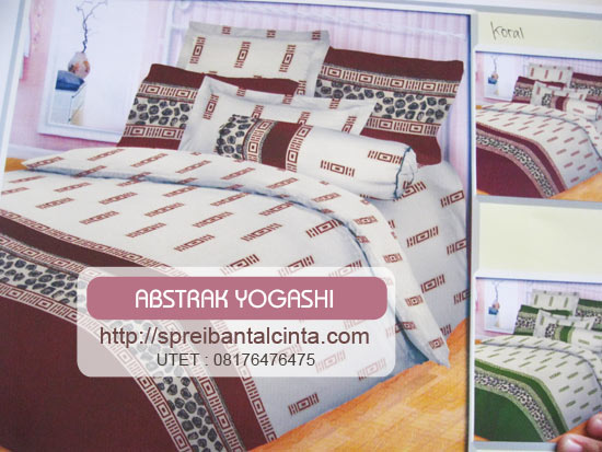 Kini telah hadir Motif Panca Dewasa Baru 2010 untuk  sprei dan bed cover yang terbuat dari bahan katun panca/cvc dengan komposisi 60-75% katun dan sisanya polyester yang nyaman, lembut dan adem.