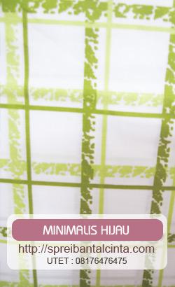 MINIMALIS-HIJAU