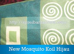 new-mosquito-koil-hijau