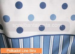 polkadot-line-biru
