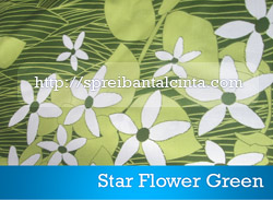 star-flower-green