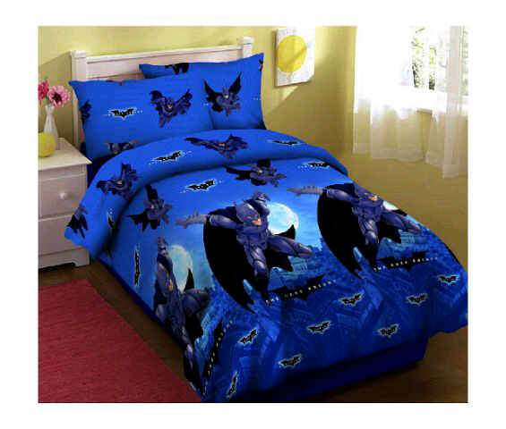 Sprei Batman fortuna