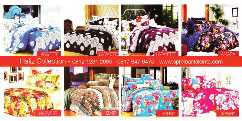 Sprei-Star-Katalog-All-New-Collection,-Lafayette,-Amara,-Harvest,-Izmir,-Tiffany