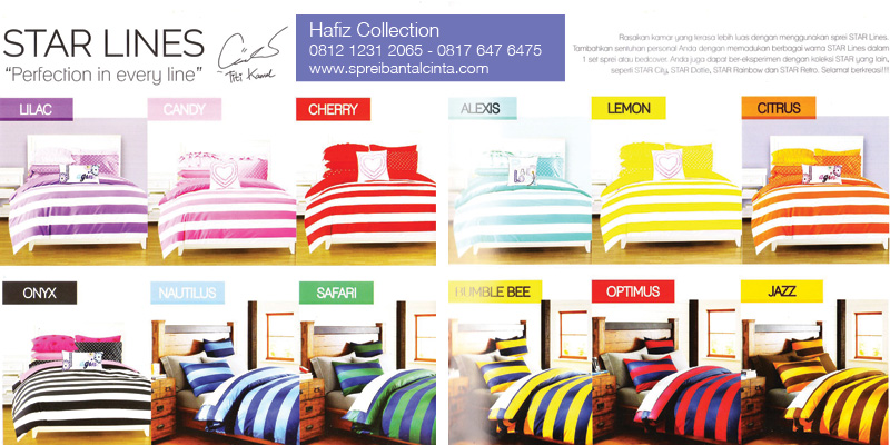 Star Collection Series Line / Garis