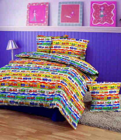 Sprei Thomas all over fortuna