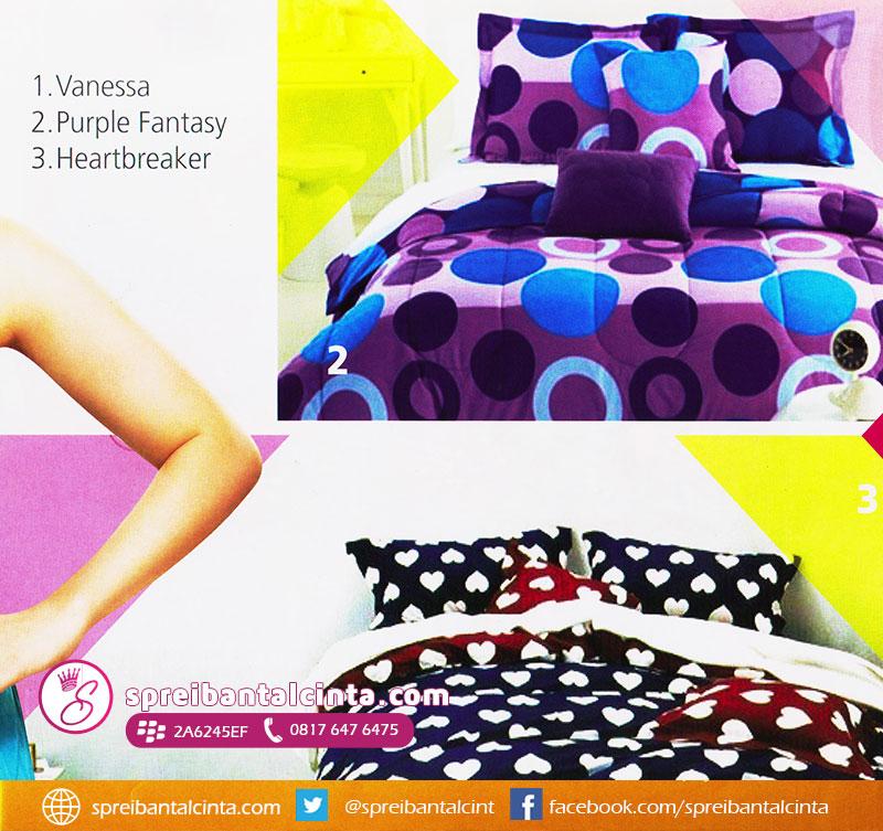55. sprei-motif-hati,-bedcover-motif-hati,-bedcover-motif-love,-bedcover-dottie