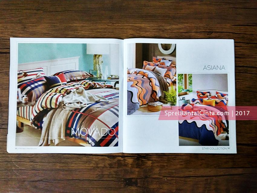 Katalog Bedcover Star 2017, Grosir Bedcover Murah Tanah Abang, Grosir Bedcover Murah Jakarta, Grosir Bedcover Pelangi, Grosir Bedcover