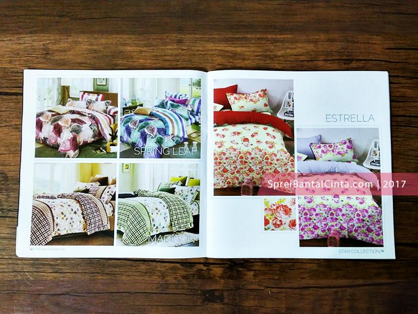Katalog Sprei StarTerbaru, Katalog Bedcover Terbaru, bed cover adalah, jual bed cover set,