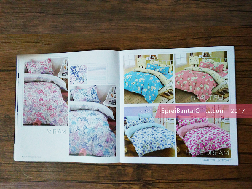 Sprei Star, Sprei Star Terbaru, Sprei Star Collection, Sprei Star Cipadu