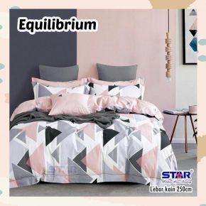 sprei-bedcover-star-equilibrium-pink