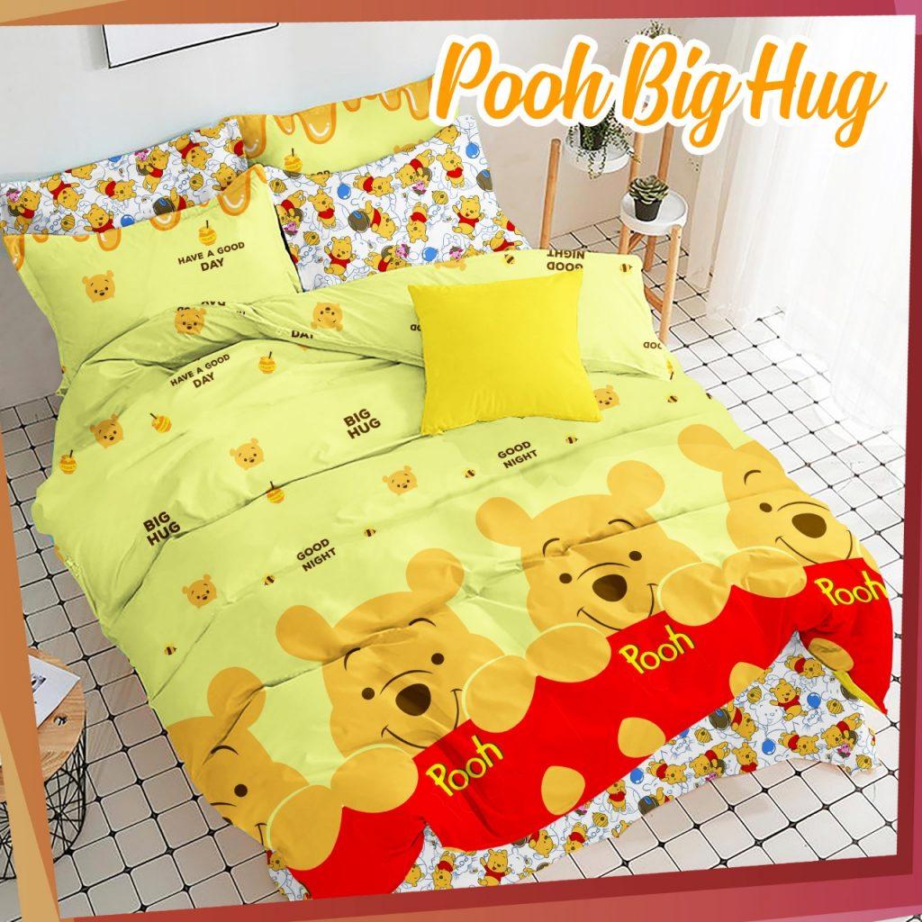 sprei-Bedcover-star-pooh-big-hug