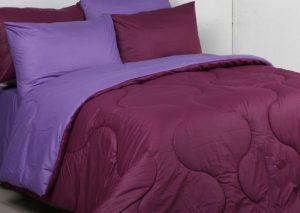 Sprei-bedcover-plum-vs-purple
