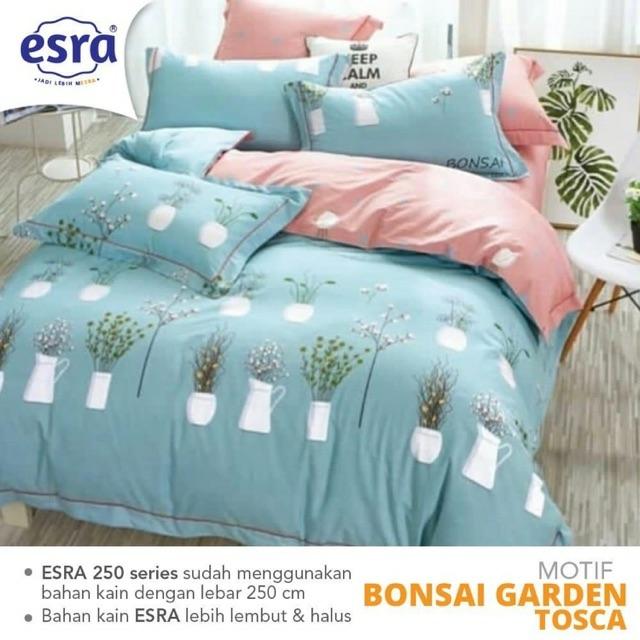 sprei-bedcover-esra-bonsai-garden-tosca