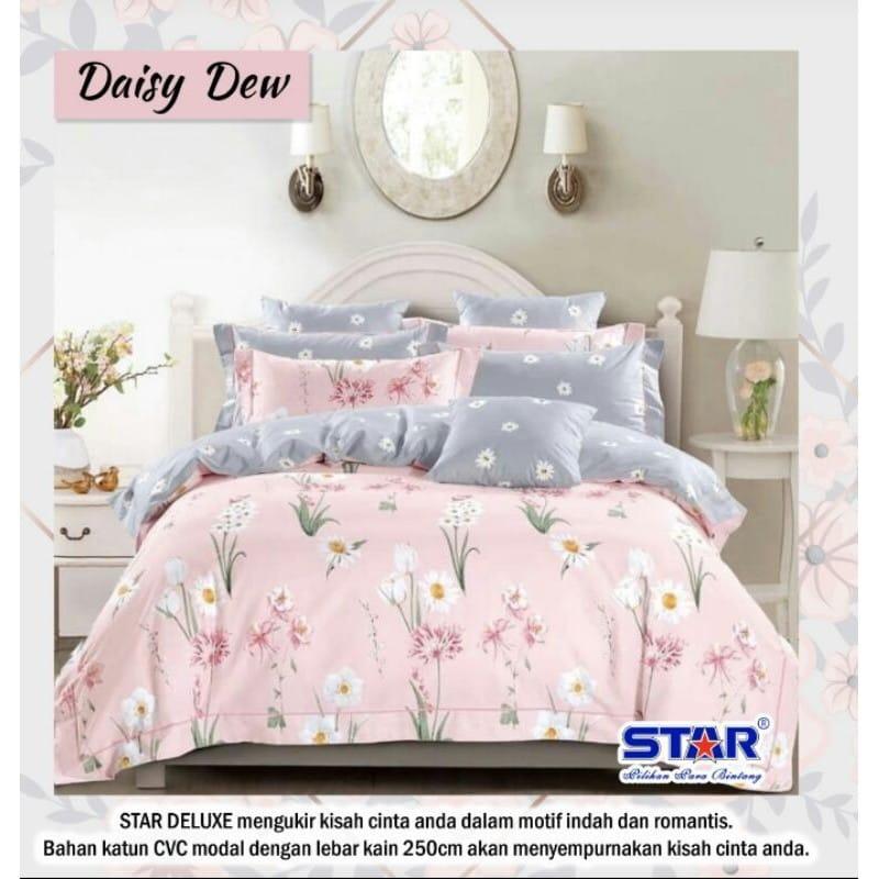 sprei-bedcover-star-daisy-dew