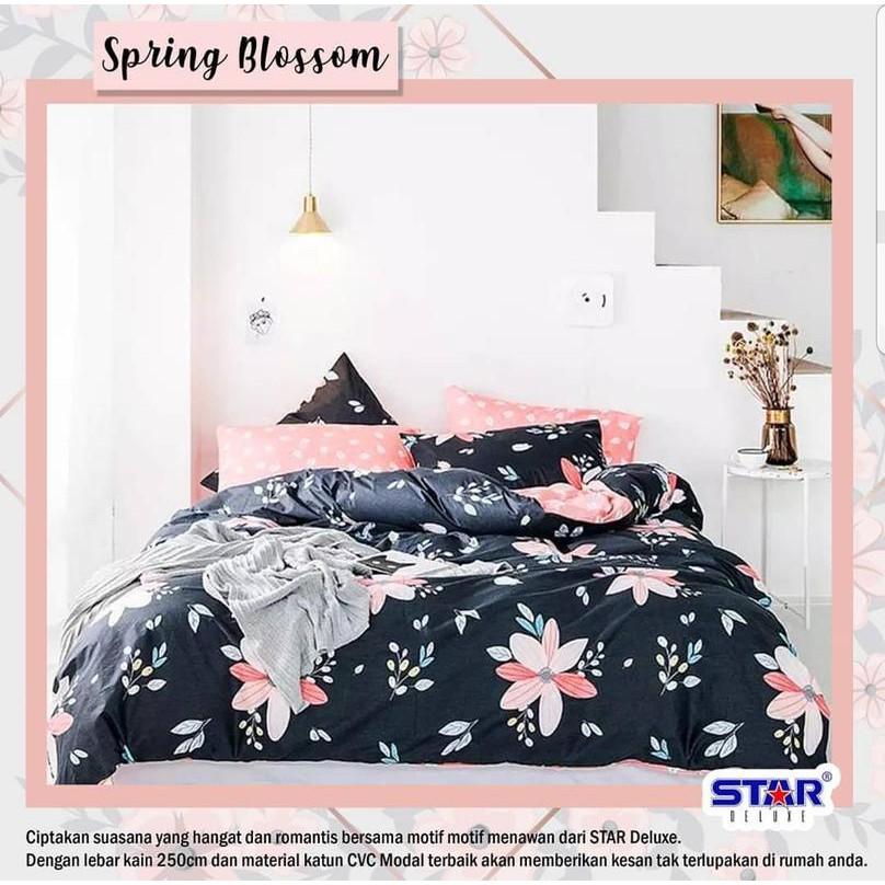 sprei-bedcover-star-spring-blossom